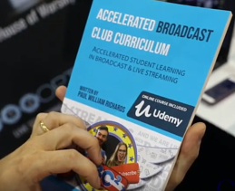 Accelerated Broadcast Club Curriculum Book