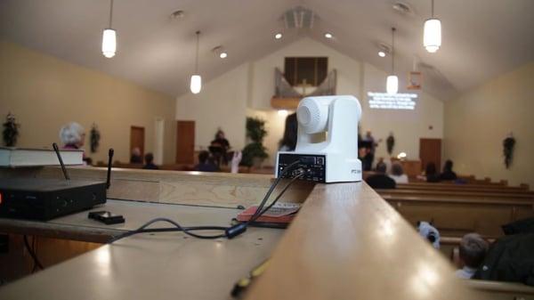 Church Streaming