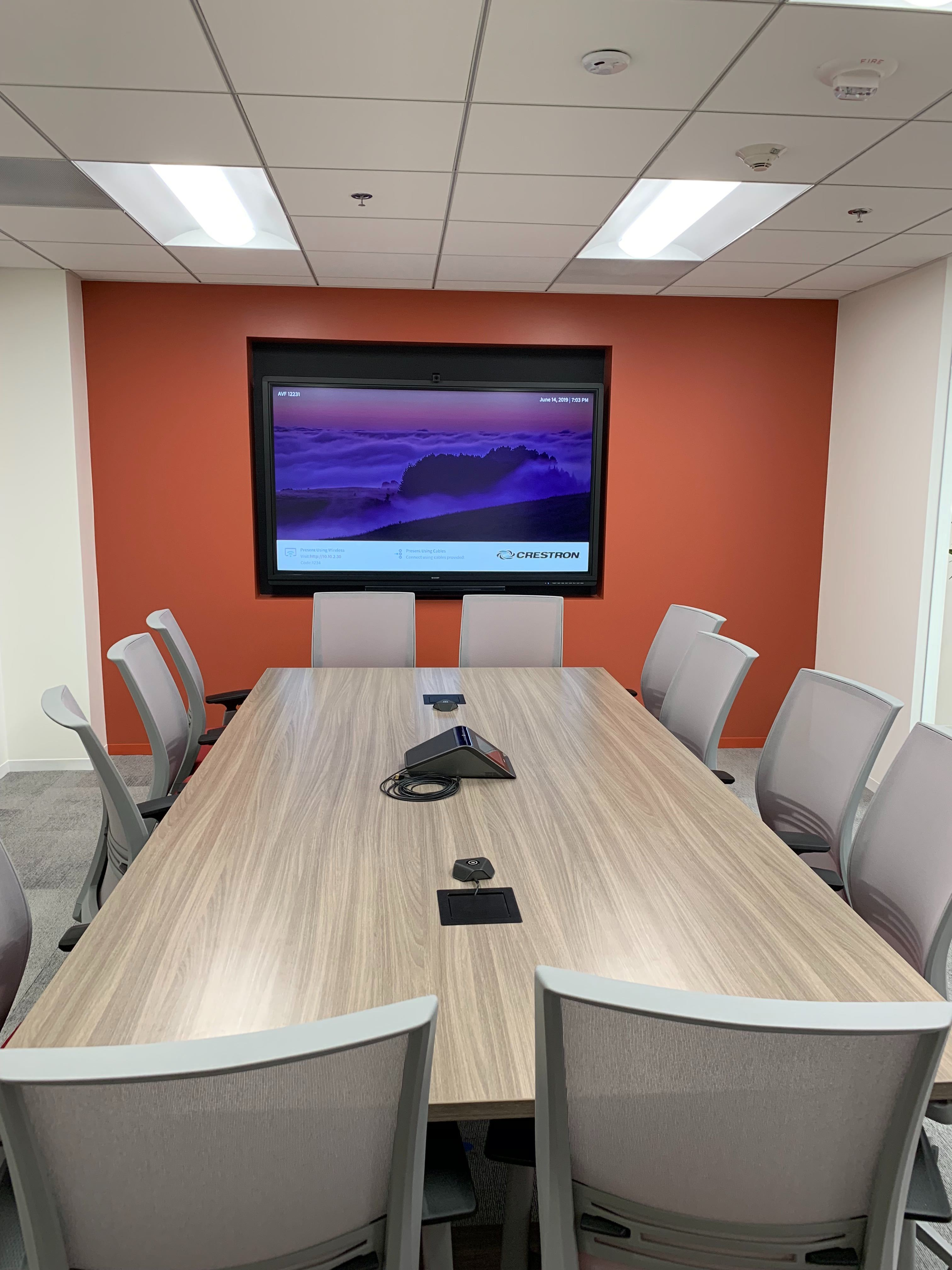 Corporate Images of Conference Room