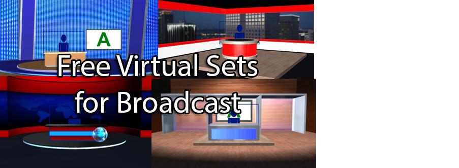 Free Virtual Sets for Churches