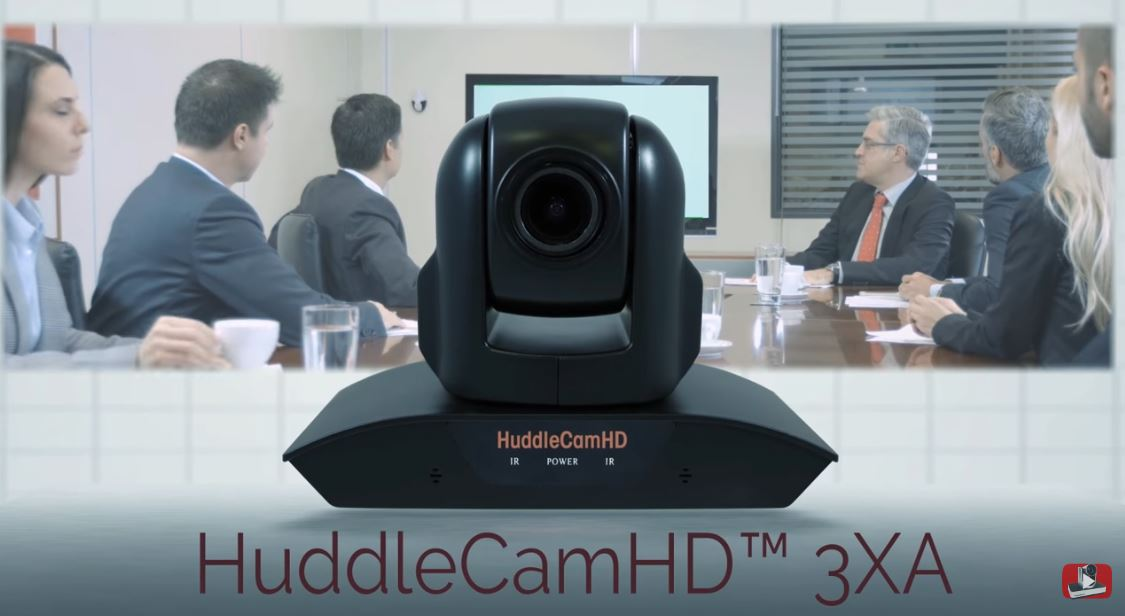 HuddleCamHD 3XA Shipping now
