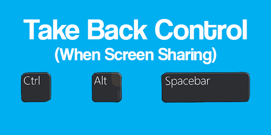 Take_Back_Control