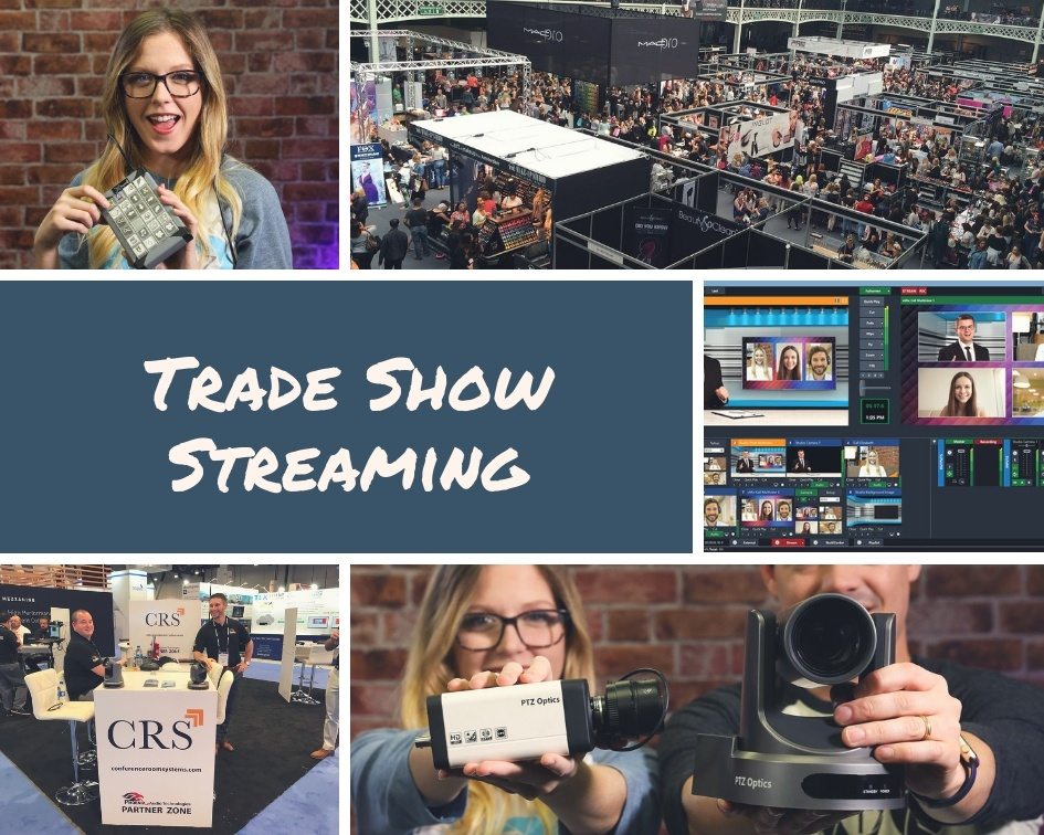 Trade Show Streaming
